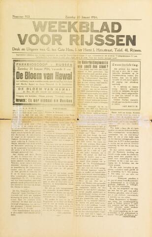 Weekblad voor Rijssen 1934-01-20