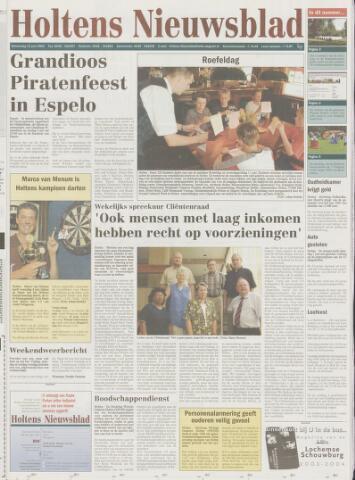 Holtens Nieuwsblad 2003-06-12