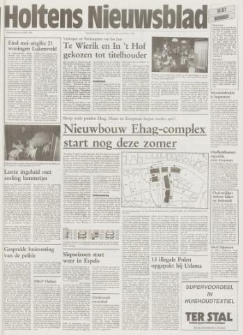 Holtens Nieuwsblad 1996-04-11