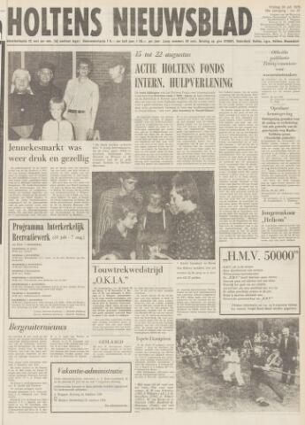 Holtens Nieuwsblad 1976-07-30