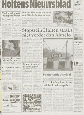 Holtens Nieuwsblad 1997-10-09