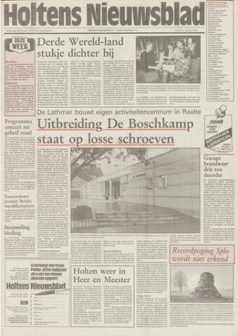 Holtens Nieuwsblad 1991-02-28
