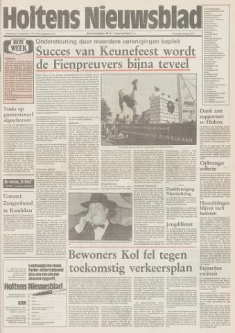 Holtens Nieuwsblad 1991-09-19