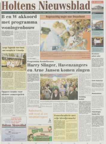Holtens Nieuwsblad 2002-07-25
