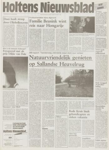 Holtens Nieuwsblad 1996-01-11