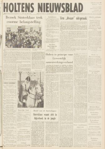 Holtens Nieuwsblad 1969-11-28
