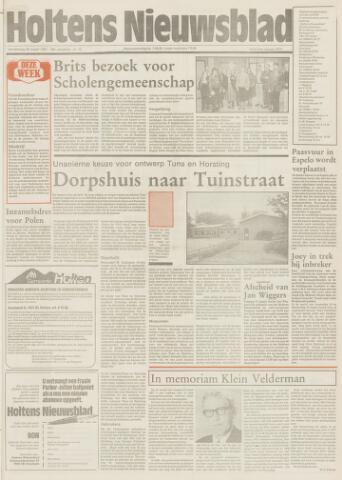Holtens Nieuwsblad 1987-03-26