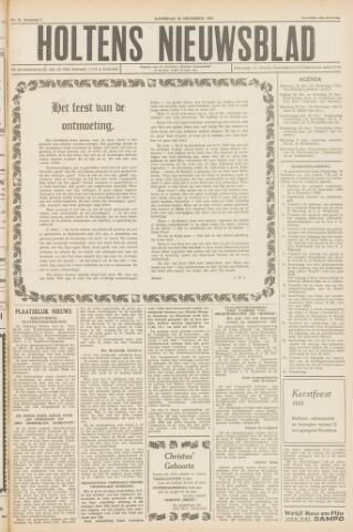 Holtens Nieuwsblad 1955-12-24