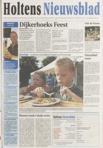 Holtens Nieuwsblad 2007-06-19