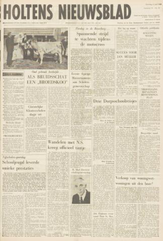 Holtens Nieuwsblad 1968-06-08
