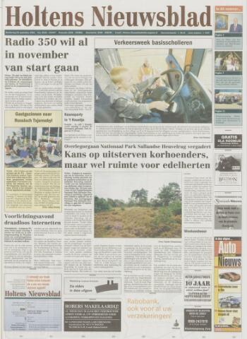Holtens Nieuwsblad 2002-09-26