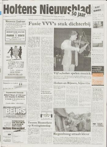 Holtens Nieuwsblad 1999-04-29