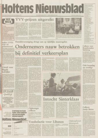 Holtens Nieuwsblad 1990-11-01