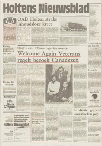 Holtens Nieuwsblad 1990-01-25