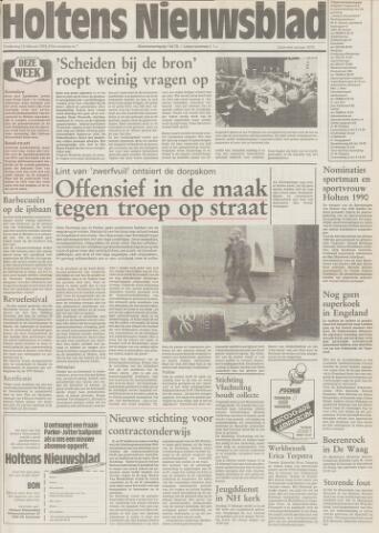 Holtens Nieuwsblad 1991-02-14