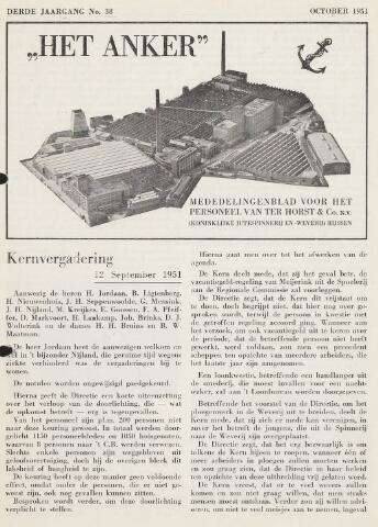 Het Anker 1951-10-01