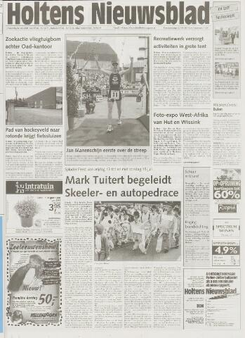 Holtens Nieuwsblad 2001-07-12
