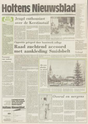 Holtens Nieuwsblad 1986-12-24