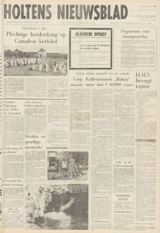 Holtens Nieuwsblad 1968-04-27