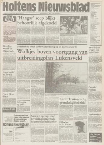 Holtens Nieuwsblad 1992-01-30