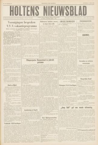 Holtens Nieuwsblad 1960-05-14