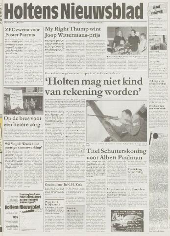 Holtens Nieuwsblad 1997-06-19