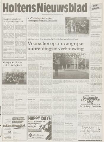 Holtens Nieuwsblad 1996-05-30