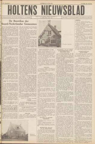 Holtens Nieuwsblad 1951-06-30