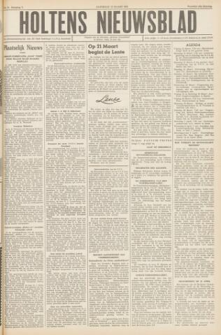 Holtens Nieuwsblad 1955-03-19