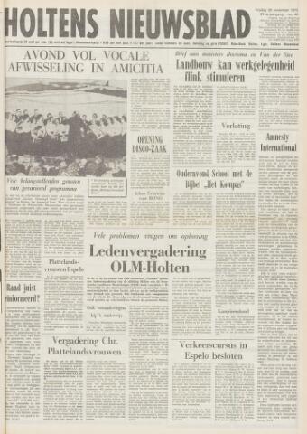 Holtens Nieuwsblad 1975-11-28