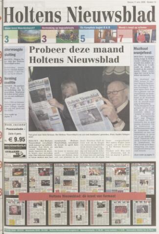 Holtens Nieuwsblad 2006-04-11