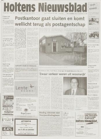 Holtens Nieuwsblad 2001-03-22
