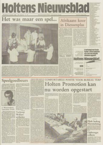 Holtens Nieuwsblad 1985-10-24
