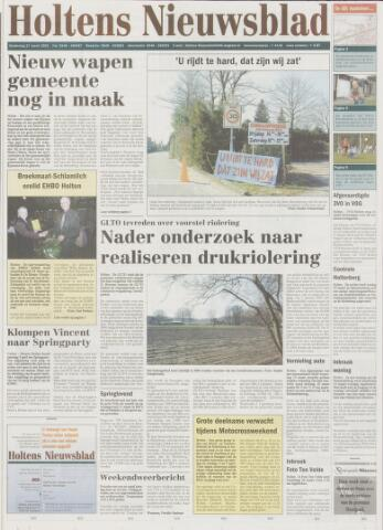 Holtens Nieuwsblad 2003-03-27