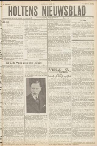 Holtens Nieuwsblad 1950-04-08