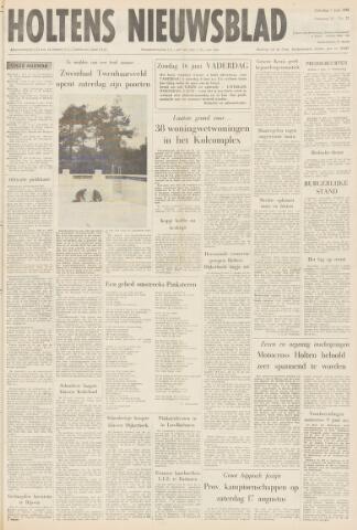 Holtens Nieuwsblad 1968-06-01