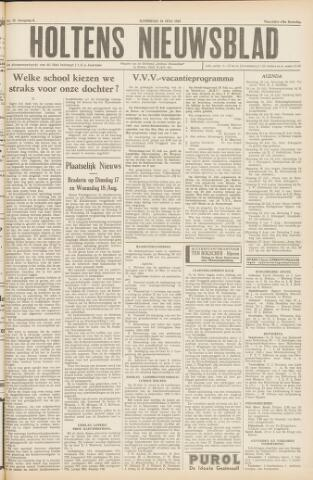 Holtens Nieuwsblad 1954-07-24