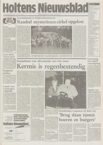 Holtens Nieuwsblad 1993-07-29