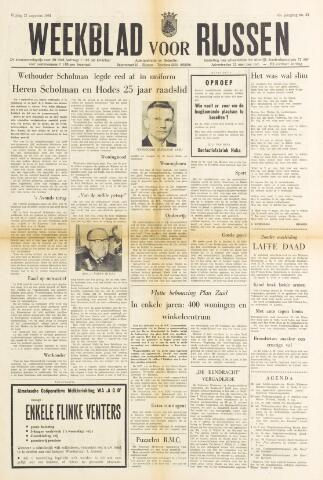 Weekblad voor Rijssen 1964-08-21