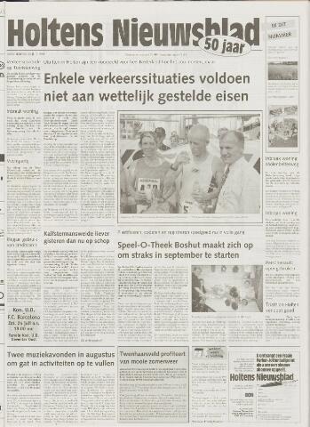 Holtens Nieuwsblad 1999-07-22