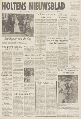 Holtens Nieuwsblad 1975-05-23