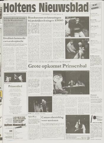 Holtens Nieuwsblad 1998-02-12