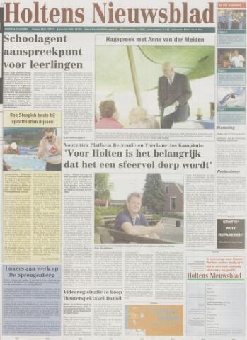 Holtens Nieuwsblad 2004-06-24