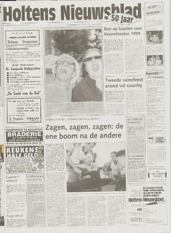 Holtens Nieuwsblad 1999-08-12