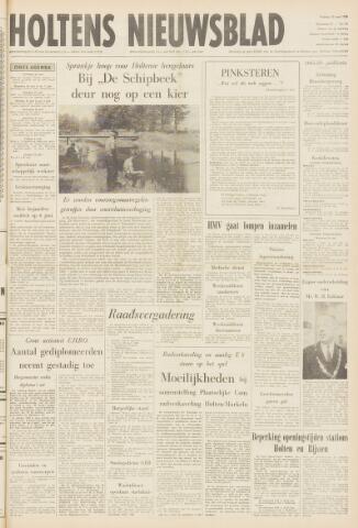 Holtens Nieuwsblad 1969-05-23