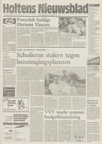 Holtens Nieuwsblad 1993-06-17
