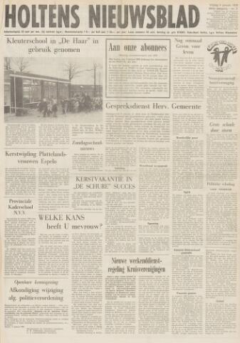 Holtens Nieuwsblad 1976-01-09