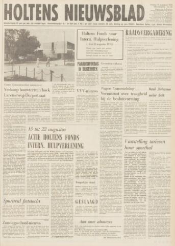 Holtens Nieuwsblad 1976-08-13