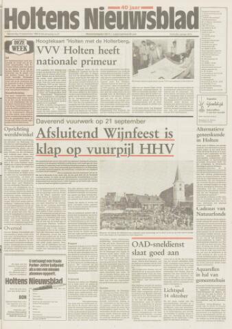 Holtens Nieuwsblad 1989-09-14