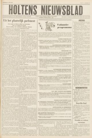 Holtens Nieuwsblad 1961-07-08